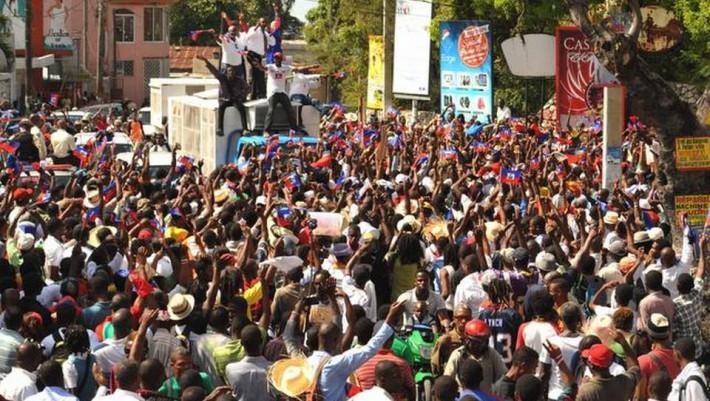 R DOMINICANA HAITÍ