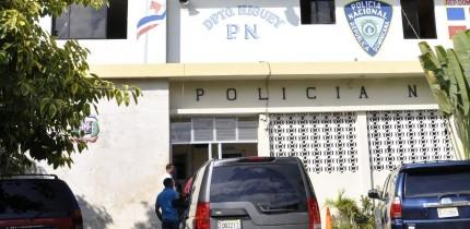 POLICIA DE HIGUEY