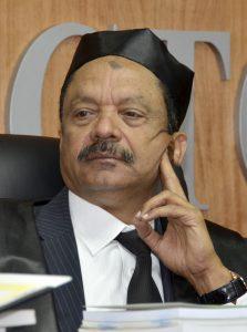 Resultado de imagen para Juez Tribunal Superior Electoral, Marino Mendoza