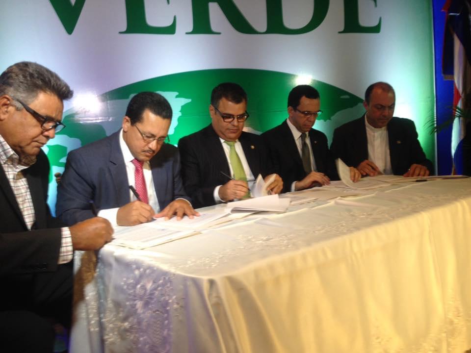 Oficina senatorial sc y educaci n medio ambiente firman for Oficina medio ambiente